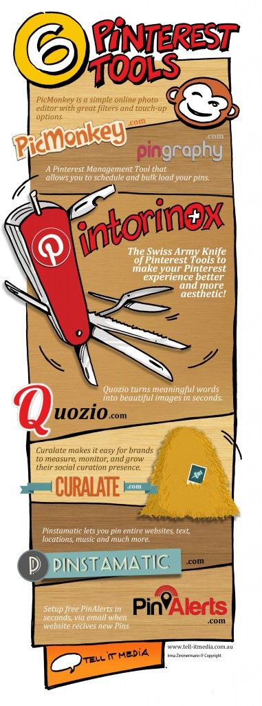 infographic, pinterest, social media, socialosophy, singapore